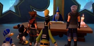 Kingdom Hearts III Yensid