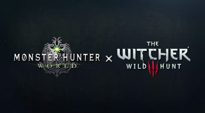 Monster Hunter World x The Witcher 3: Wild Hunt