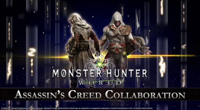 Monster Hunter World x Assassin's Creed Event