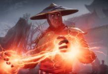 Mortal Kombat 11 Dark Raiden