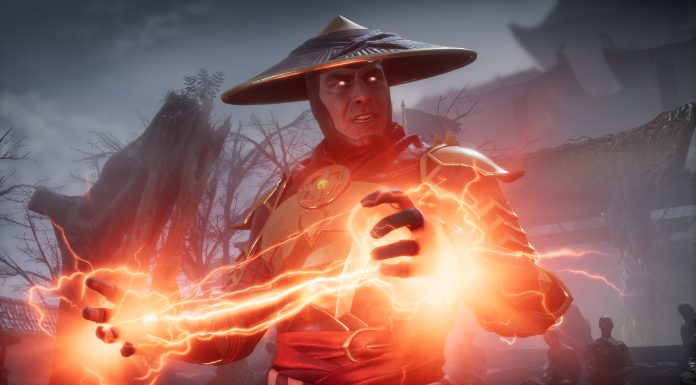 Mortal Kombat 11 Dark Raiden