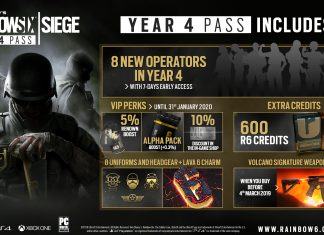 Rainbow Six Siege Year 4 Pass