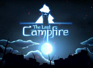 The Last Campfire Key Art Title