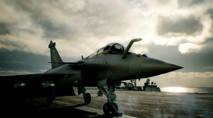 Ace Combat 7 Rafale M
