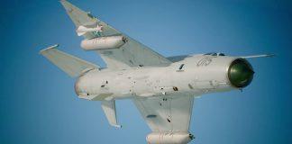 Ace Combat 7 MiG-21bis