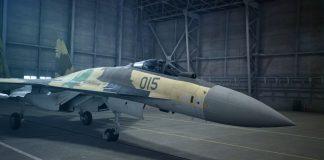 Ace Combat 7 Su35S