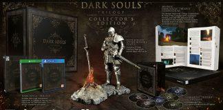 Dark Souls Trilogy edición coleccionista
