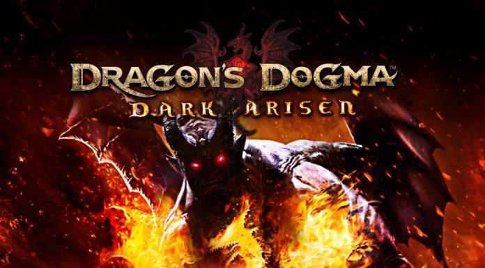 Dragon's Dogma: Dark Arisen Key Art