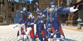 Final Fantasy XIV Blue Mage