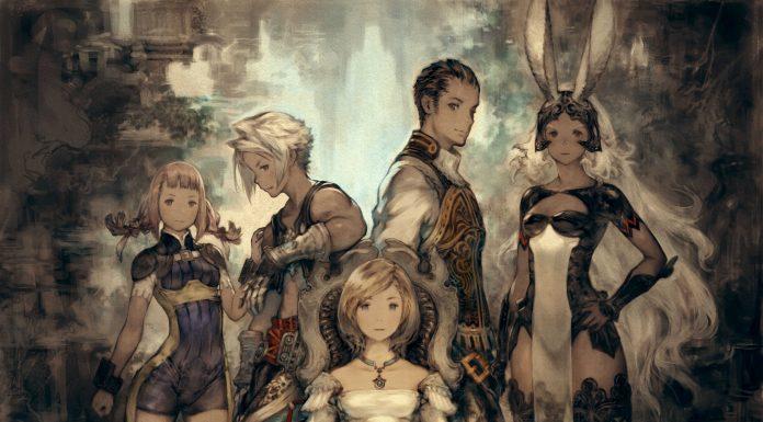 Final Fantasy XII: The Zodiac Age Switch XBO Key Art