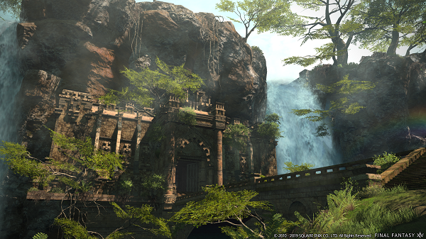 Final Fantasy XIV Parche 4.5