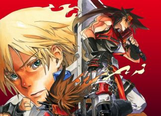 Guilty Gear 2th Anniversary Edition Key Art