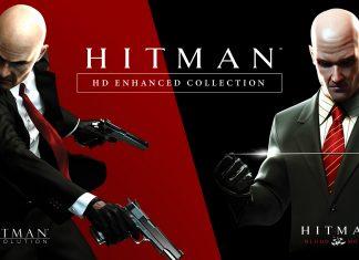 Hitman HD Enhanced Collection Key Art