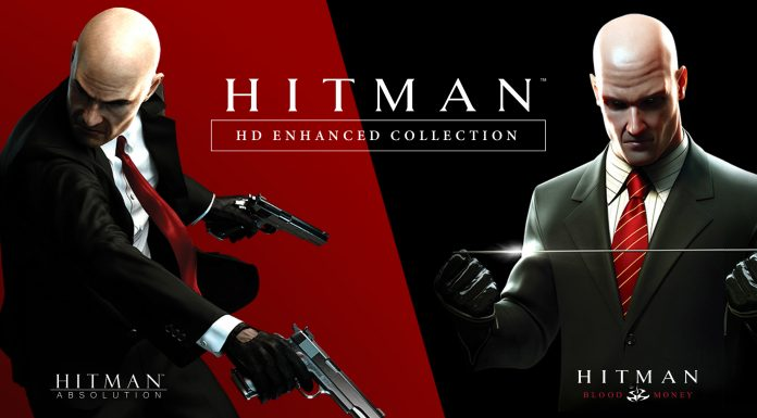 Hitman HD Enhanced Collection Key Art