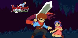 JackQuest: The Tale of The Sword Key Art