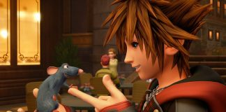 Kingdom Hearts III Ratatouille