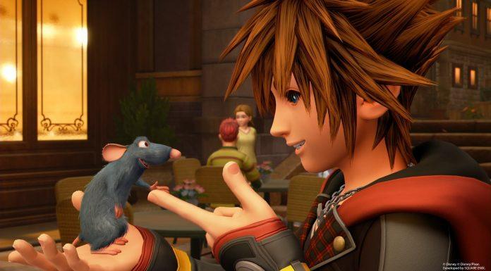Kingdom Hearts III Ratatouille