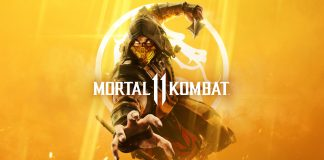 Mortal Kombat 11 Key Art