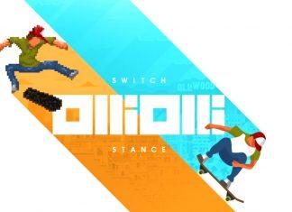 OlliOlli: Switch Stance Key Art