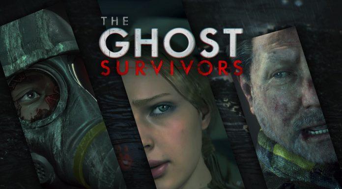 Resident Evil 2 The Ghost Survivor