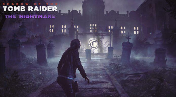 Shadow of the Tomb Raider The Nightmare Key Art