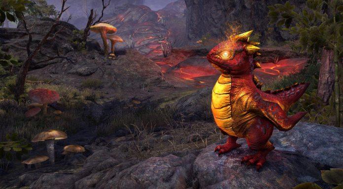 The Elder Scrolls Online Season of the Dragon