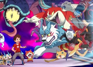 Yo-kai Watch 4 Keita