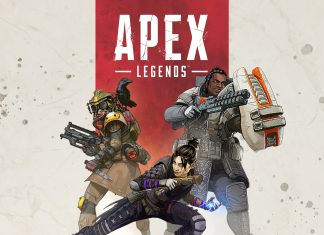 Apex Legends Key Art