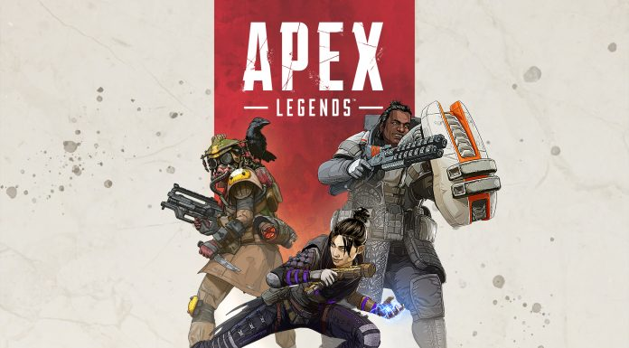 Apex Legends Key Art