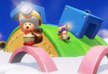 Captain Toad: Treasure Tracker Coop