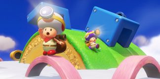 Captain Toad: Treasure Tracker Coop