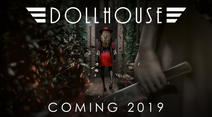 Dollhouse Key Art Announcement