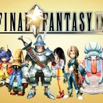 Final Fantasy IX Key Art