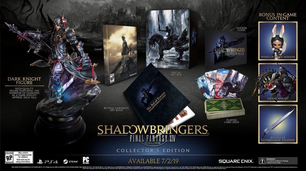 Final Fantasy XIV: Shadowbringers Edición Coleccionista