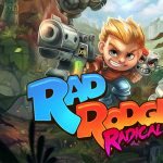 Rad Rodgers Radical Edition Key Art