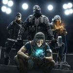 Rainbow Six Siege Year 4 Agents