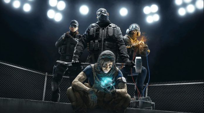 Rainbow Six Siege Year 4 Agents