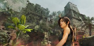 Shadow of the Tomb Raider: The Price of Survival Key Art