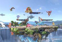 Super Smash Bros. Ultimate versión 3.0