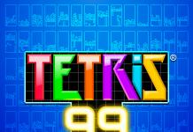 Tetris 99 Key Art