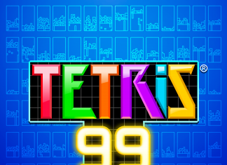 Tetris 99 Key Art