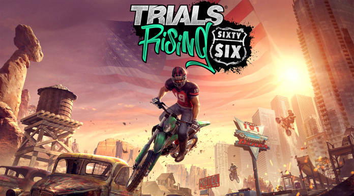 Trials Rising Sxty-Six