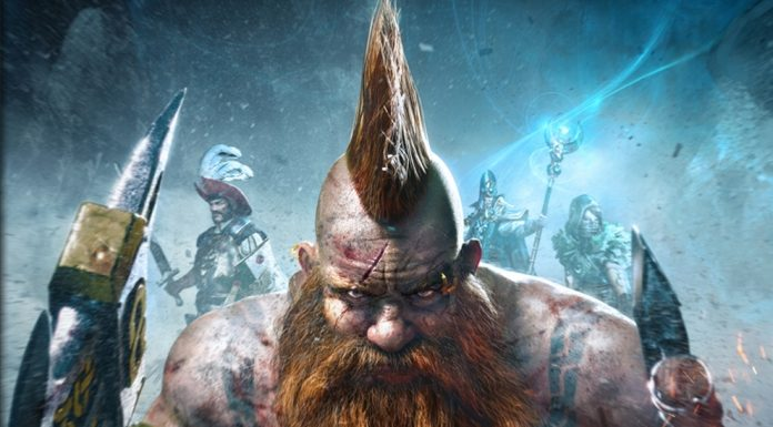 Warhammer: Chaosbane Key Art