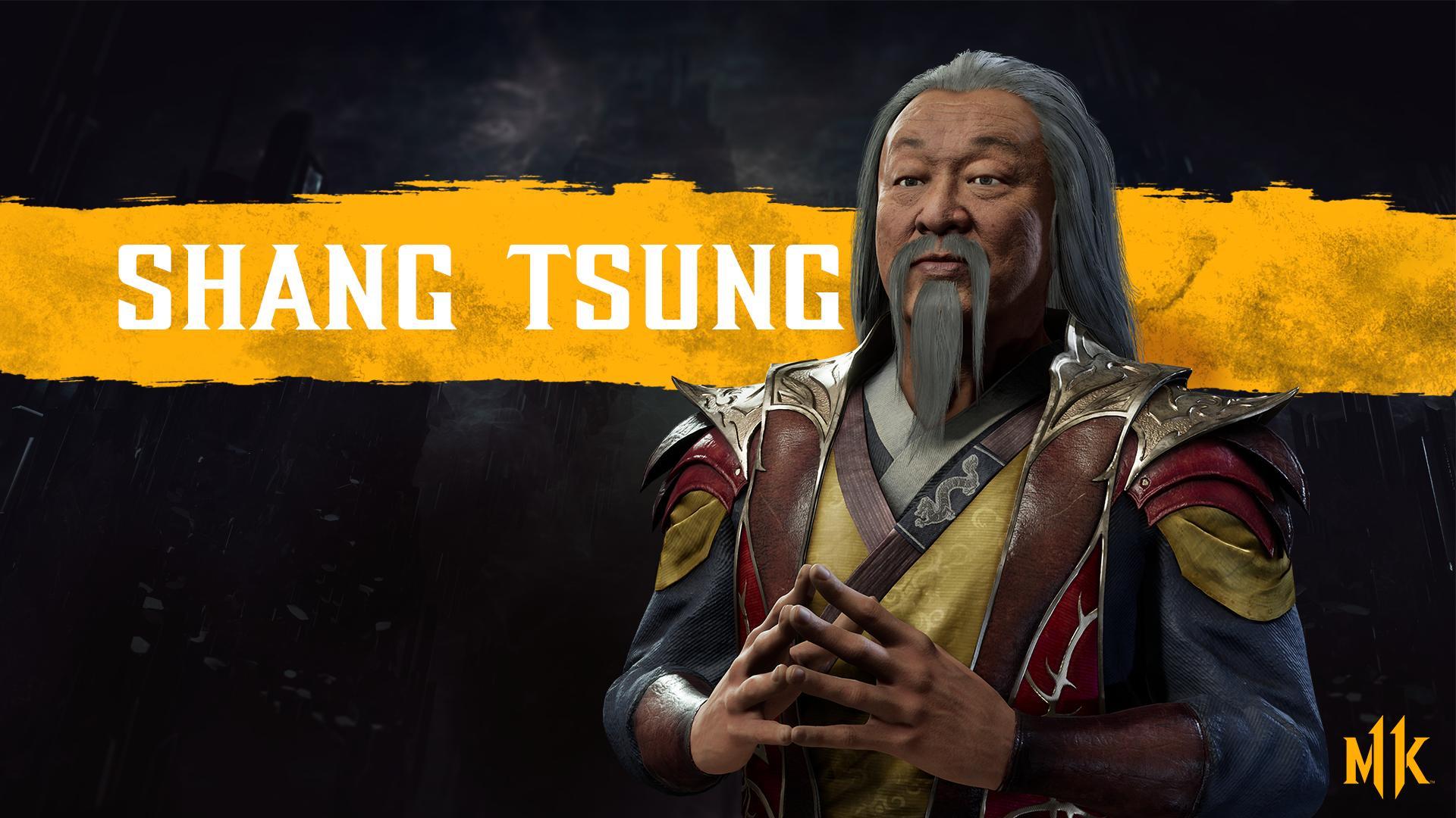Mortal Kombat 11 - Shang Tsung será un personaje jugable adicional