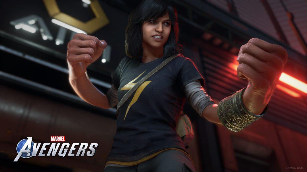 Marvel's Avenfers Kamala Khan